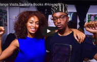 Solange Buys 250 Books for Howard Students at Black-Owned D.C. Bookstore
