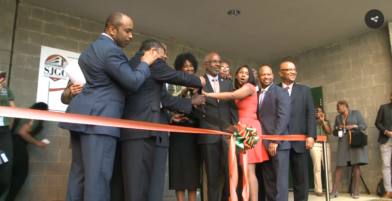 FAMU to launch first African-American news network  Ribbon cutting for news network headquarters at FAMU