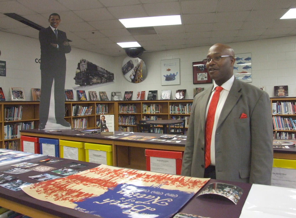 Teacher Creates Black History Museum From Personal Collectibles
